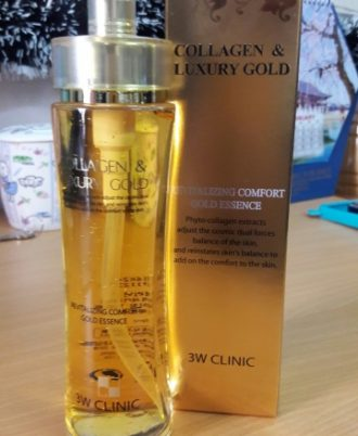 TINH CHẤT COLLAGEN & lUXURY GOLD 3W