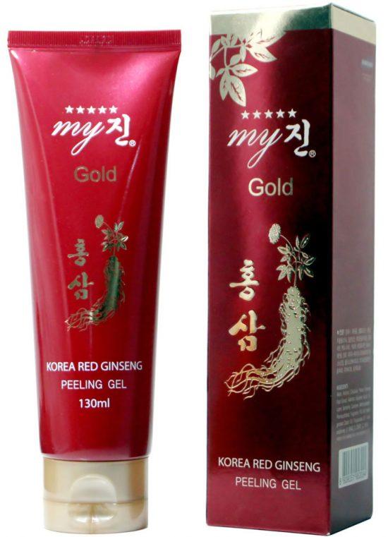 Tẩy da chết Hồng Sâm - Korea Red Ginseng Peeling Gel My Gold