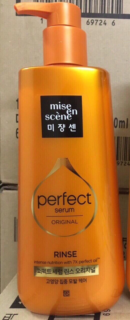 Dầu xả cao cấpMise En Scene – Perfect Repair 680ml - Hàn Quốc